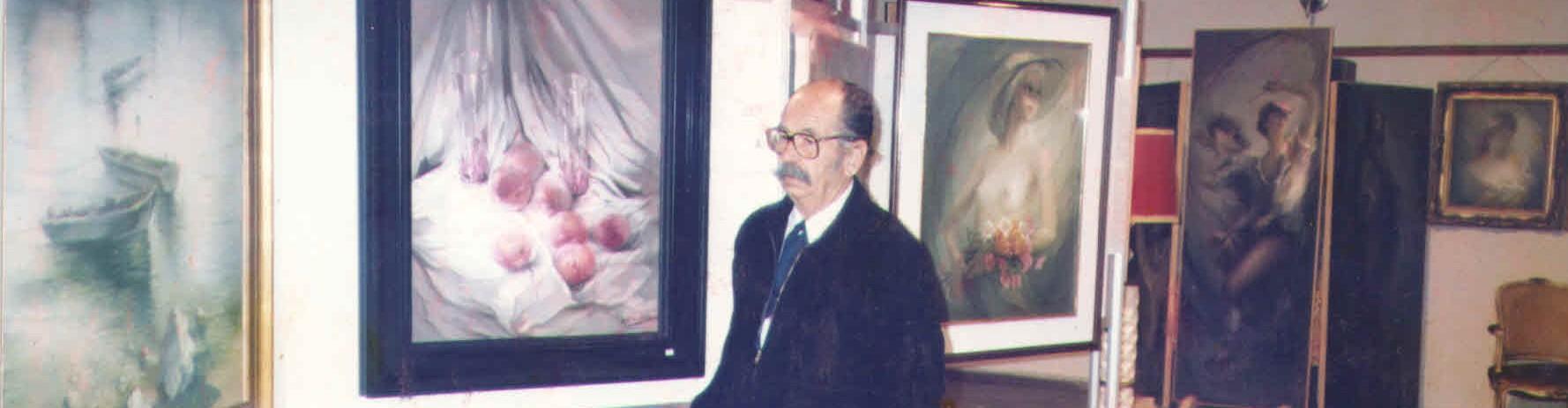 """Gabriel Poveda Rico """"Leirbag""""."""