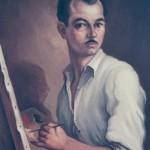 AUTORRETRATO PINTOR GABRIEL POVEDA (4)