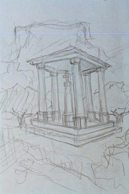 Dibujos Y Bocetos Gabriel Poveda Rico Leirbag